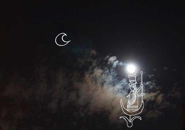 Luna. Příliv a odliv pocitů a nálad